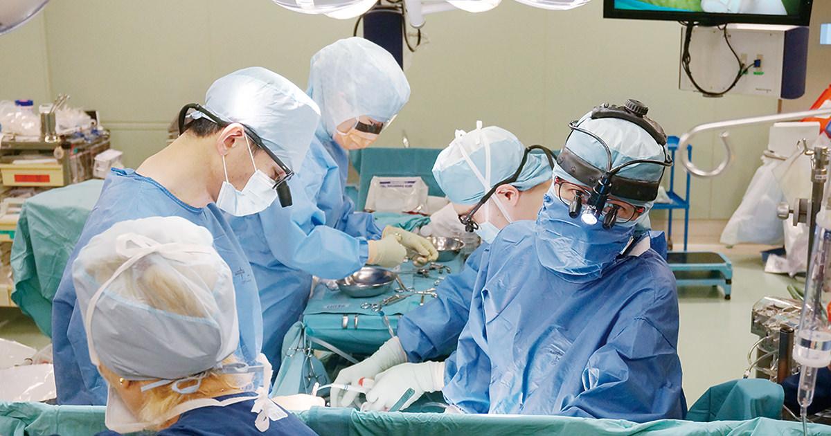 心臓血管外科 小児